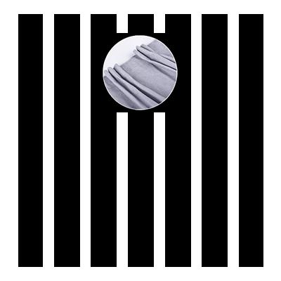 3er Faltenband 5 cm breit