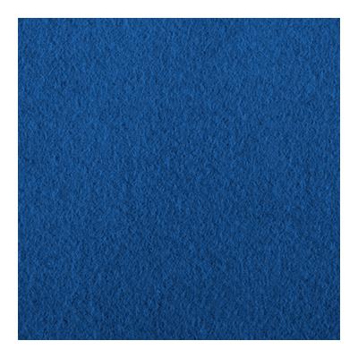 Bühnenmolton konfektioniert - blau