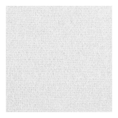 Dekomolton konfektioniert - weiß