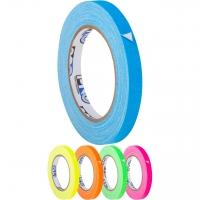 Pro Gaff Neon Gewebeband 12 mm -