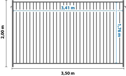 abmessungen-standard-bauzaeune-innen-und-aussen