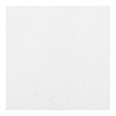 Bühnenmolton konfektioniert - weiß