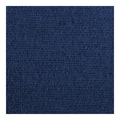 Dekomolton konfektioniert - dunkelblau